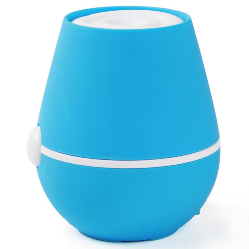 220Ml-Nouveau-Usb-Fleur-Vase-Forme-Bureau-A-Domicile-220Ml-Air-Brumisateur-T1T8 miniature 5