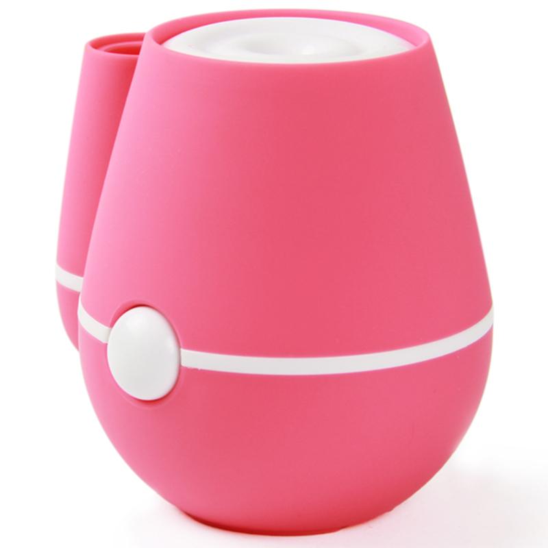 220Ml-Nouveau-Usb-Fleur-Vase-Forme-Bureau-A-Domicile-220Ml-Air-Brumisateur-T1T8 miniature 15