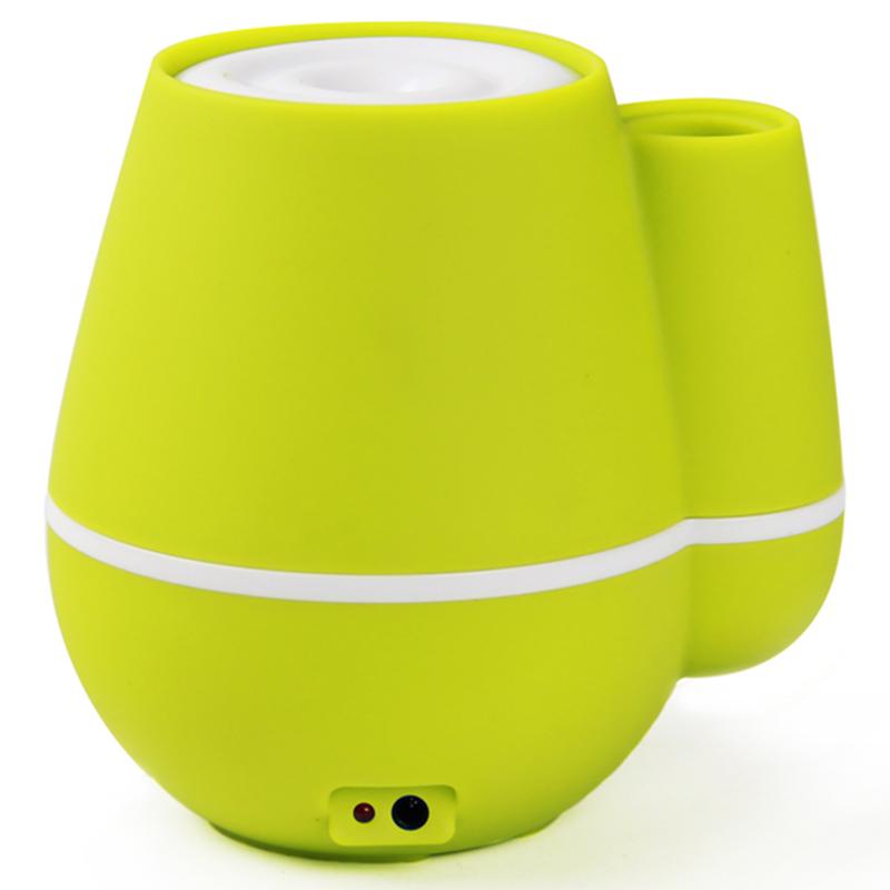 220Ml-Nouveau-Usb-Fleur-Vase-Forme-Bureau-A-Domicile-220Ml-Air-Brumisateur-T1T8 miniature 23