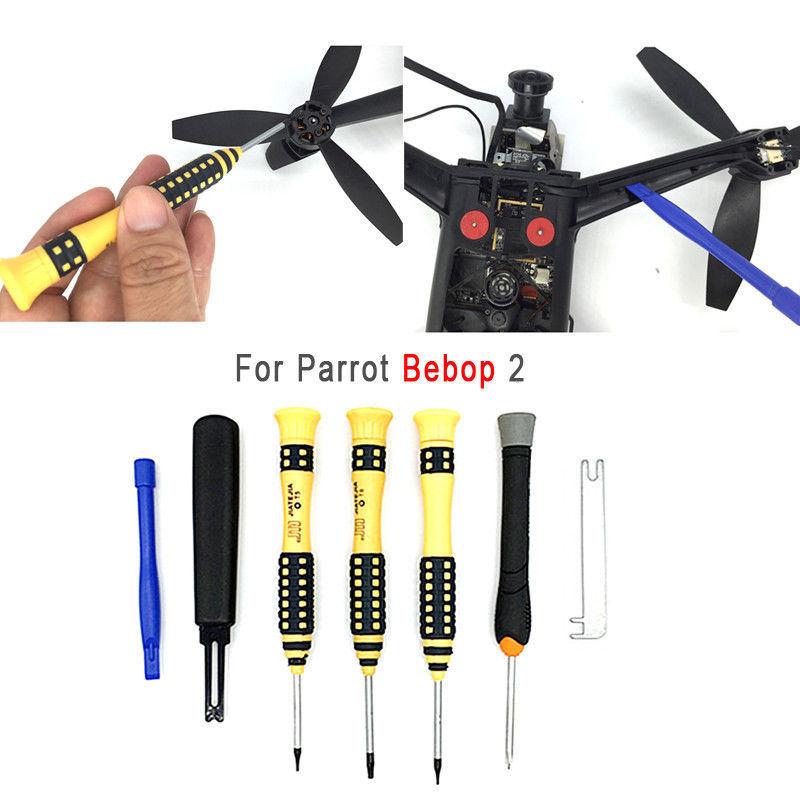 Pour Parrot Bebop 2 Drone Accessoires RÉParation Outils De Montage Kit Tour J6T4