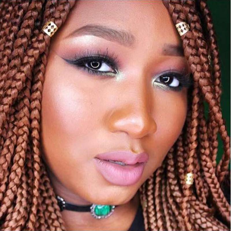 100Pcs-Hair-Braid-Dread-Dreadlock-Beads-Adjustable-Cuff-Clip-8Mm-Clip-Metal-C1U5 thumbnail 43