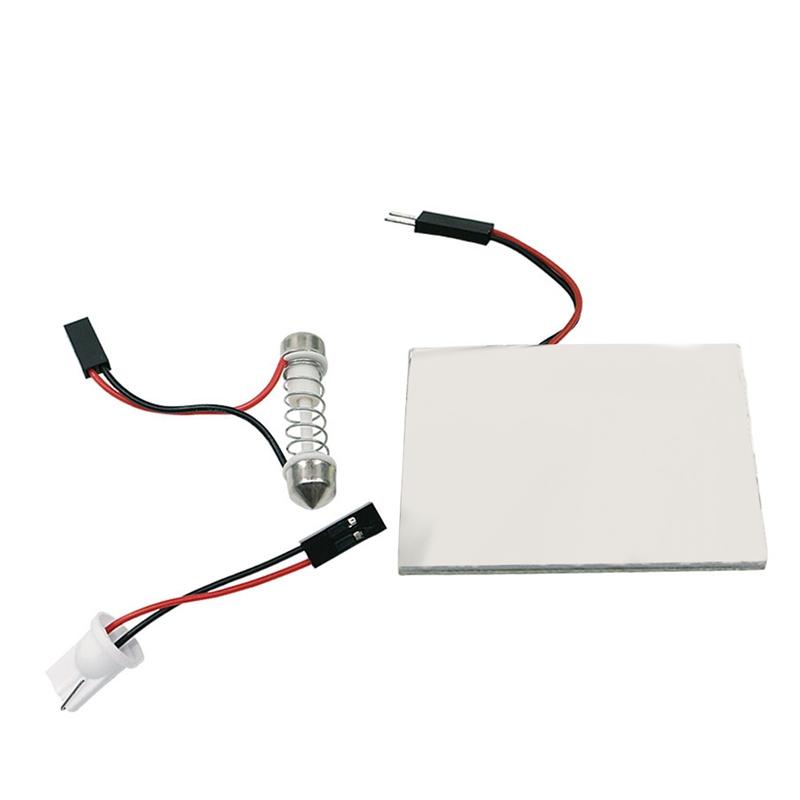 Smd-Cob-Led-T10-4W-12V-Luz-Blanca-Luces-Del-Panel-Interior-Del-Coche-Bombilla-de miniatura 4