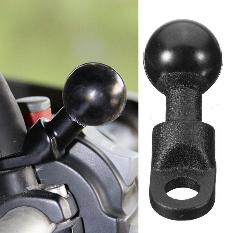 Motorrad-Universal-Rueck-Spiegel-Adapter-Kugel-Halterung-Handy-Halterung-Fes-X1J4 Indexbild 8