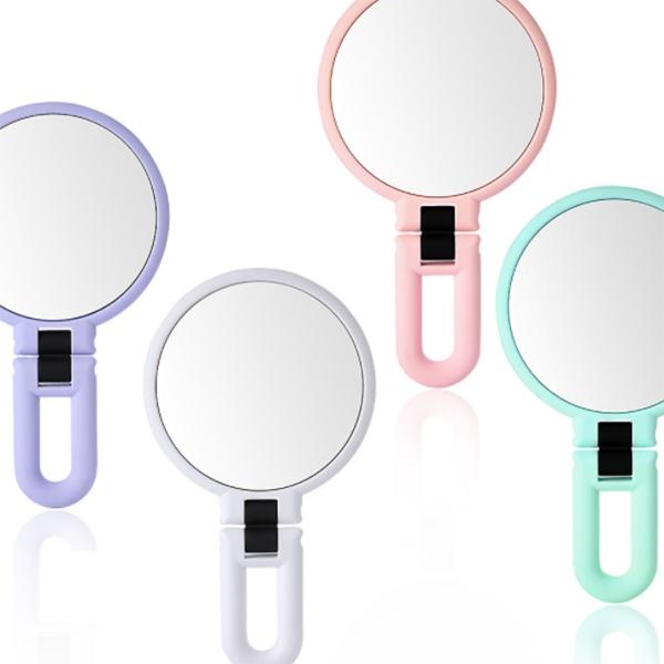 Miroir-De-Maquillage-Grossissant-10X-Ventouse-Verrouillable-Led-Cosmetique-N6A1 miniature 3