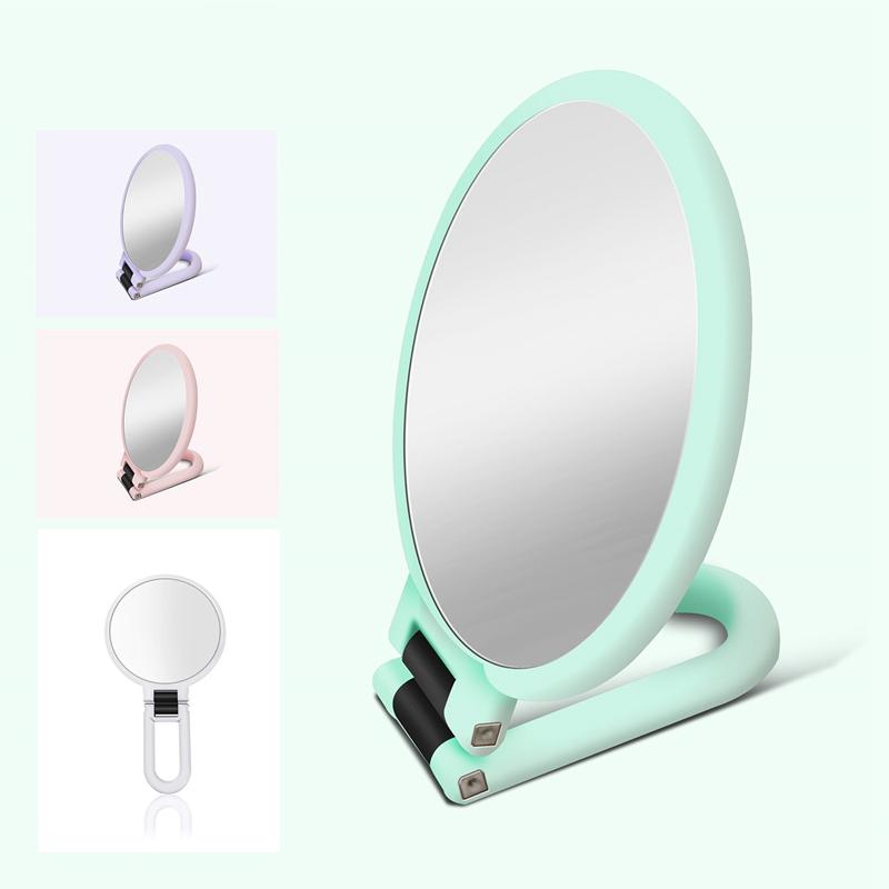 Miroir-De-Maquillage-Grossissant-10X-Ventouse-Verrouillable-Led-Cosmetique-N6A1 miniature 8