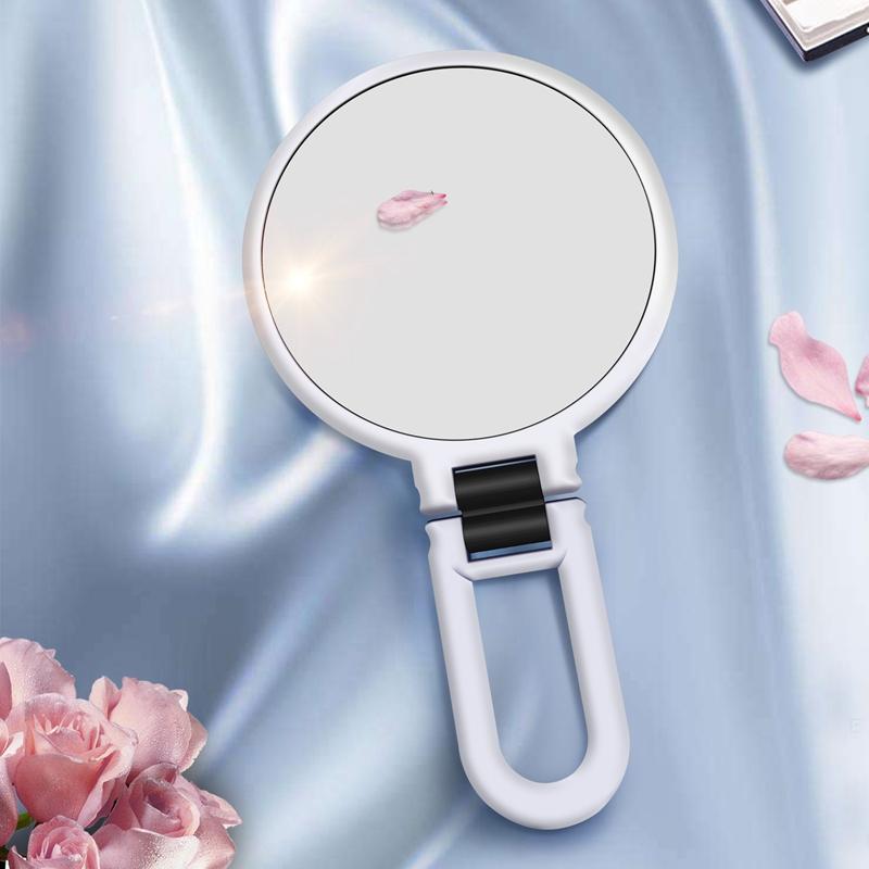 Miroir-De-Maquillage-Grossissant-10X-Ventouse-Verrouillable-Led-Cosmetique-N6A1 miniature 14