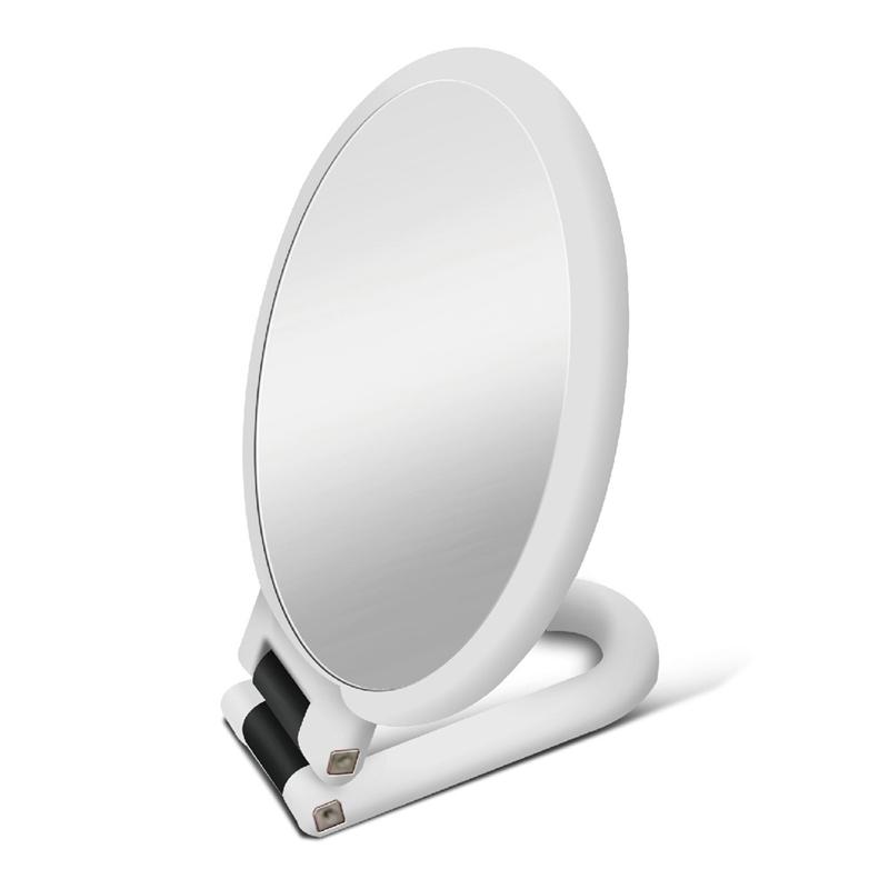 Miroir-De-Maquillage-Grossissant-10X-Ventouse-Verrouillable-Led-Cosmetique-N6A1 miniature 16