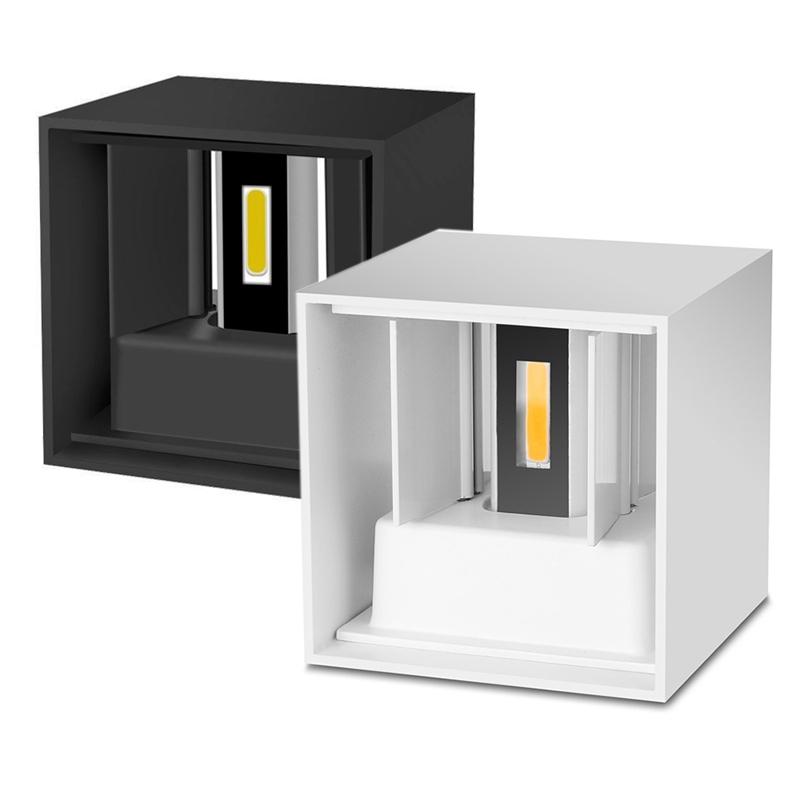 Decoration-De-Maison-Applique-Murale-Led-12W-Cob-Appliques-Murales-En-Alumi-7M2 miniature 6