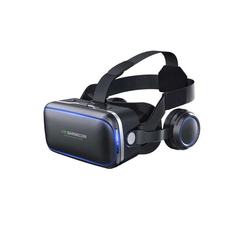 203b7d6e348 SHINECON 6.0 Casque Vr Virtual Reality Glasses 3 D 3D Goggles Headset Helme  A1R7