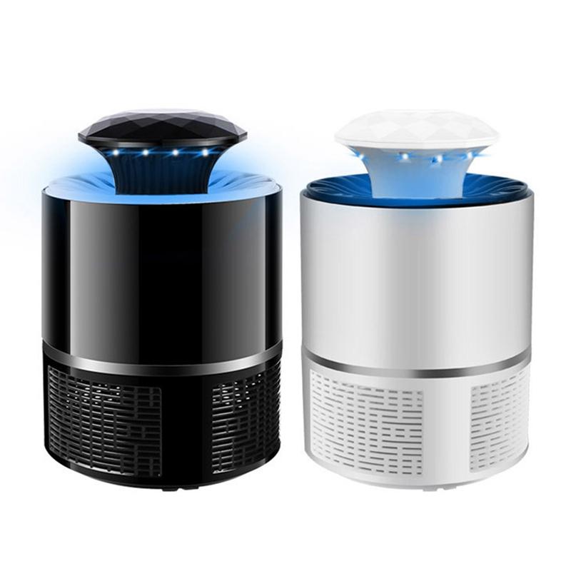 Lampe-A-Tueur-De-Moustique-Electrique-Lampe-De-Piege-D-039-Insecte-Lampe-Anti-B-5V3 miniature 13