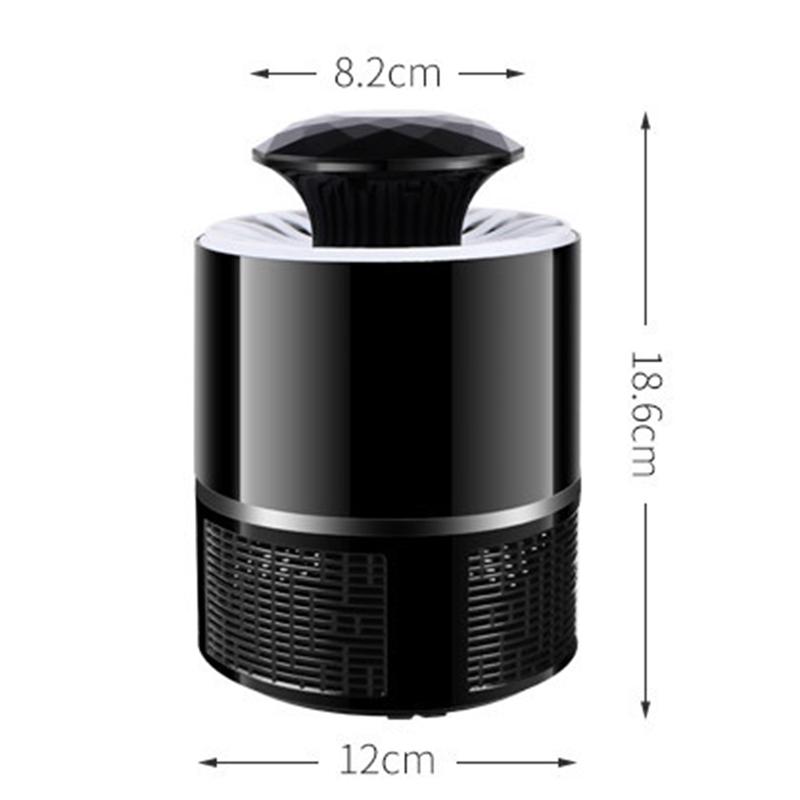 Lampe-A-Tueur-De-Moustique-Electrique-Lampe-De-Piege-D-039-Insecte-Lampe-Anti-B-5V3 miniature 14