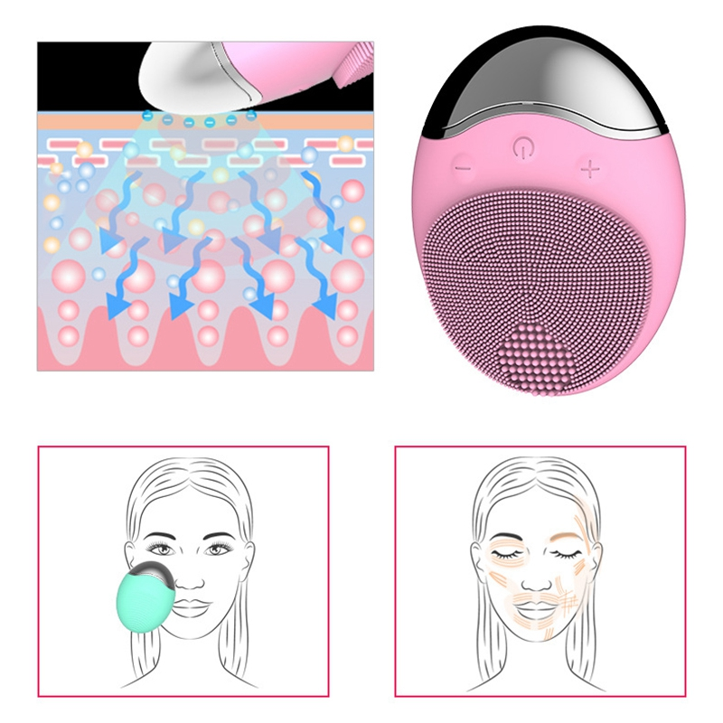 Electric-Facial-Cleansing-Brush-Anion-Imported-Wireless-No-Dead-Corner-Pore-J7Y1 thumbnail 4