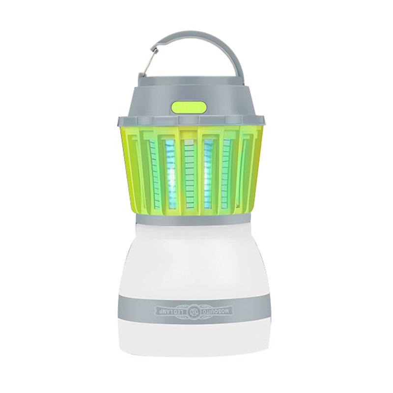 Avoir Un Esprit De Recherche Lampe Camping Anti-moustique Lampe Anti-moustique Électronique 2 En 1 Charg X2x3