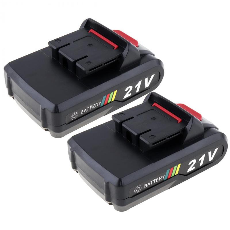1X-VOTO-Vt104-Ac-100-240V-Sin-Cable-21V-Destornillador-Taladro-Electrico-X7W9 miniatura 8