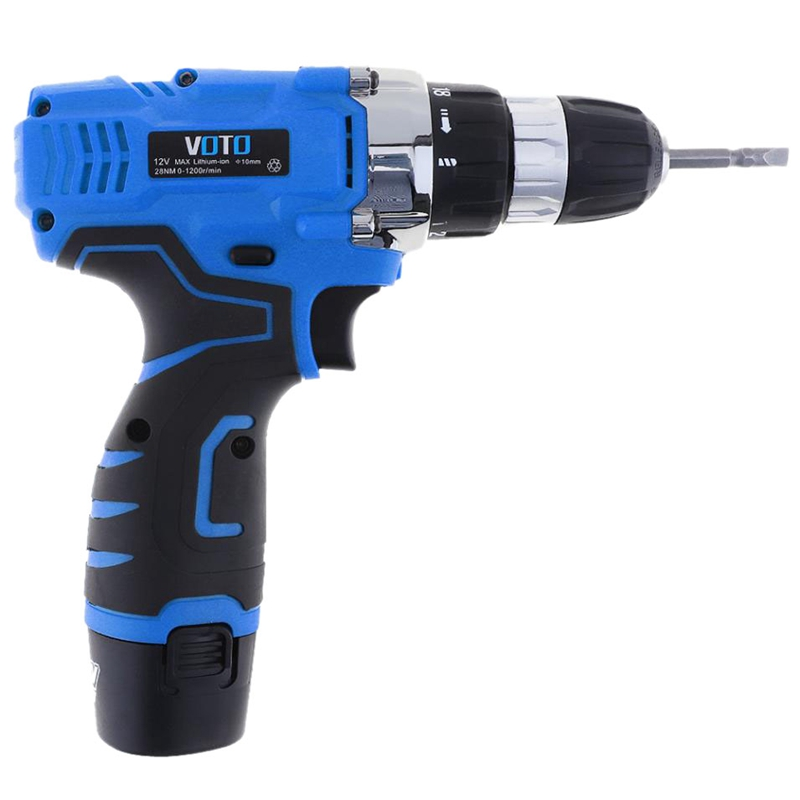 1X-VOTO-Vt601-12-V-Destornillador-Taladro-Electrico-Inalambrico-Destornil-Y4X8 miniatura 4