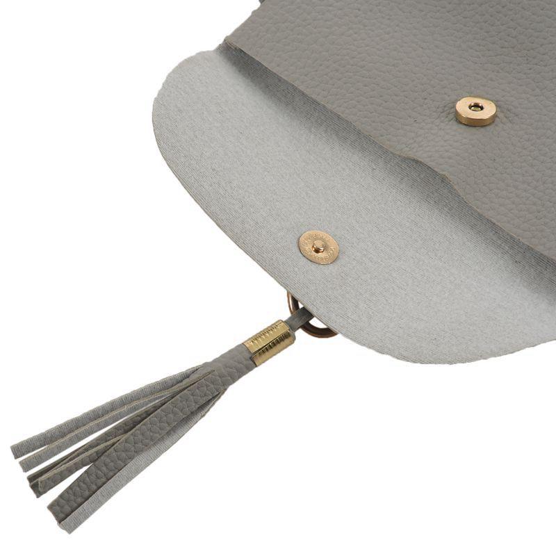 Mode-Tasche-Vintage-Handtasche-Kleine-Messenger-Quaste-UmhaeNgetaschen-G5U9 Indexbild 18