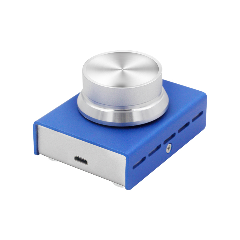 Usb-Volume-Control-Lossless-Pc-Computer-Speaker-Audio-Volume-Controller-Knob-A thumbnail 3