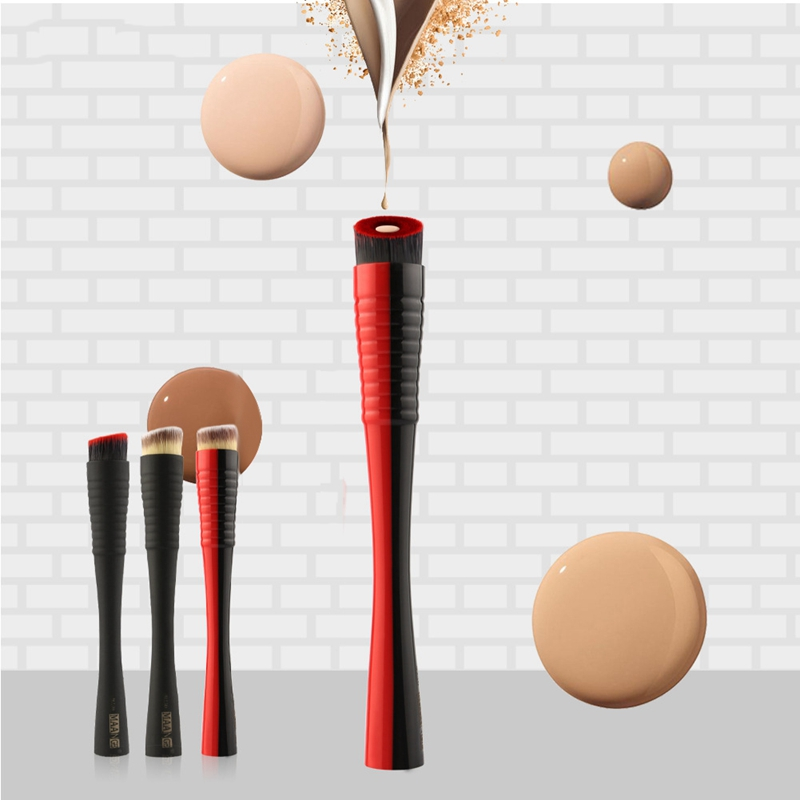 Maange-1Pcs-Foundation-Makeup-Brush-Pro-Bb-Cc-Cream-Powder-Soft-Cosmetic-Be-L8S5 thumbnail 9