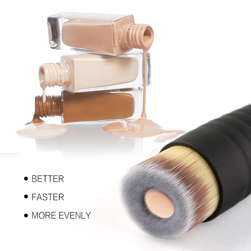 Maange-1Pcs-Foundation-Makeup-Brush-Pro-Bb-Cc-Cream-Powder-Soft-Cosmetic-Be-L8S5 thumbnail 20