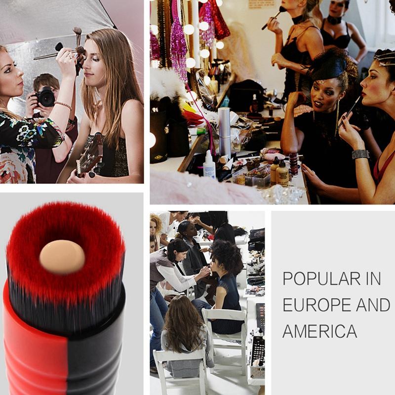 Maange-1Pcs-Foundation-Makeup-Brush-Pro-Bb-Cc-Cream-Powder-Soft-Cosmetic-Be-L8S5 thumbnail 29