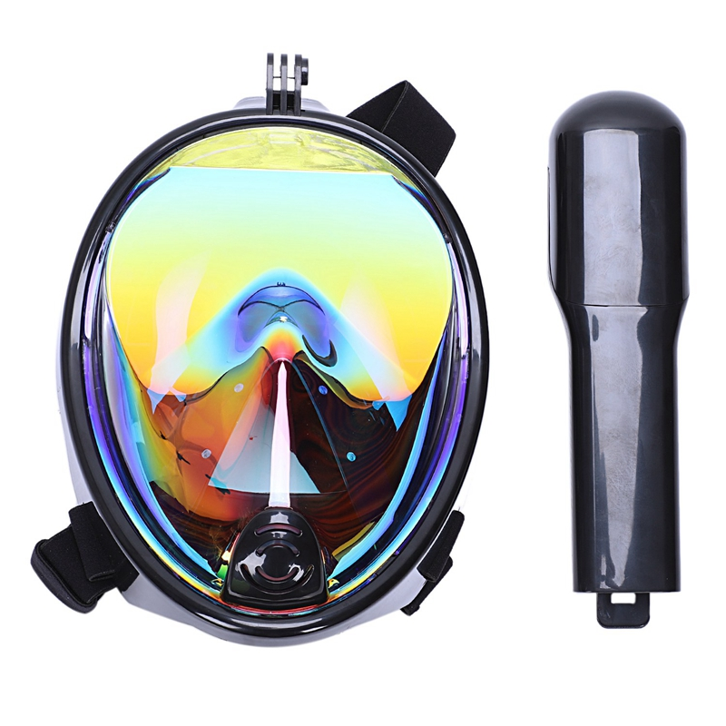 1X-Submersible-Scuba-Diving-Mask-Full-Face-Snorkeling-Mask-Underwater-Anti-F1Z1 thumbnail 3