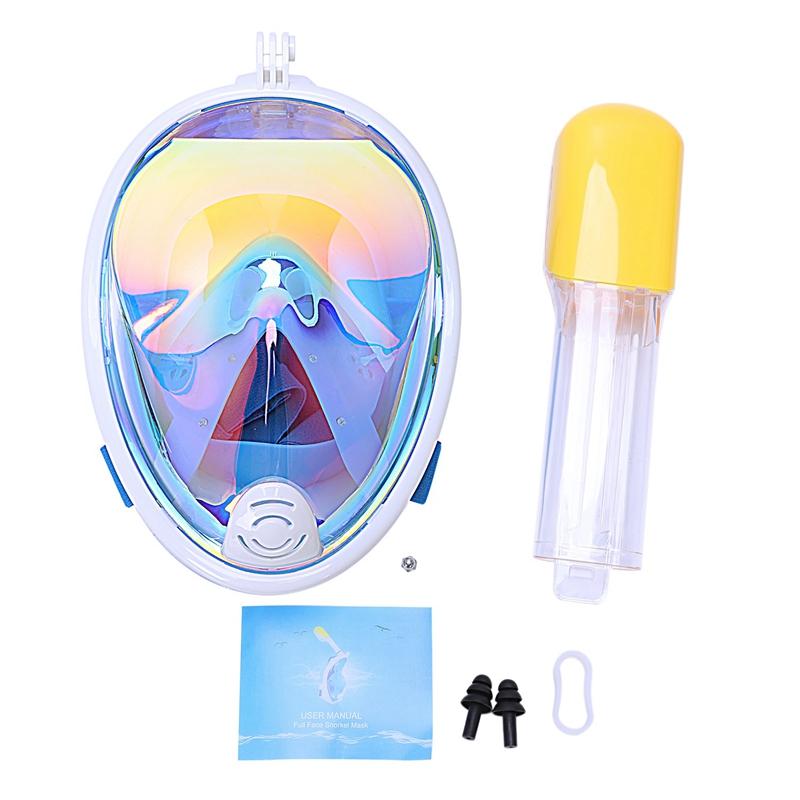 1X-Submersible-Scuba-Diving-Mask-Full-Face-Snorkeling-Mask-Underwater-Anti-F1Z1 thumbnail 17