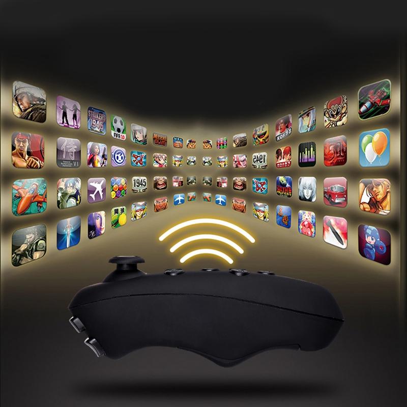 Drahtlose-Bluetooth-Fernbedienung-Vr-Kontrolleur-FUR-Android-Ios-Spiel-3D-V-D4J4 Indexbild 16