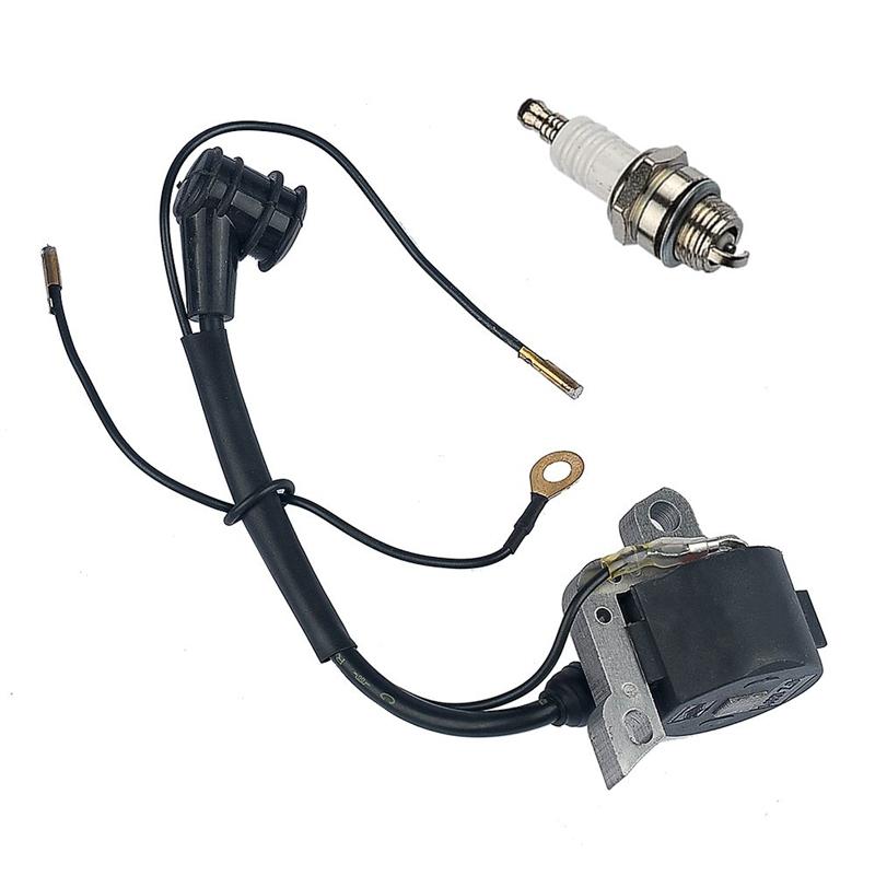 Zündspule Zündkerze für STIHL Motorsäge MS360 MS360C MS390 MS440 MS640,