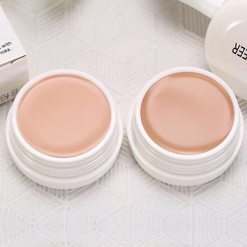 miniatuur 4 - 5X(MAYCHEER Brand Spf 30 Cream Concealer Palette Waterproof Oil-Control Amazin W