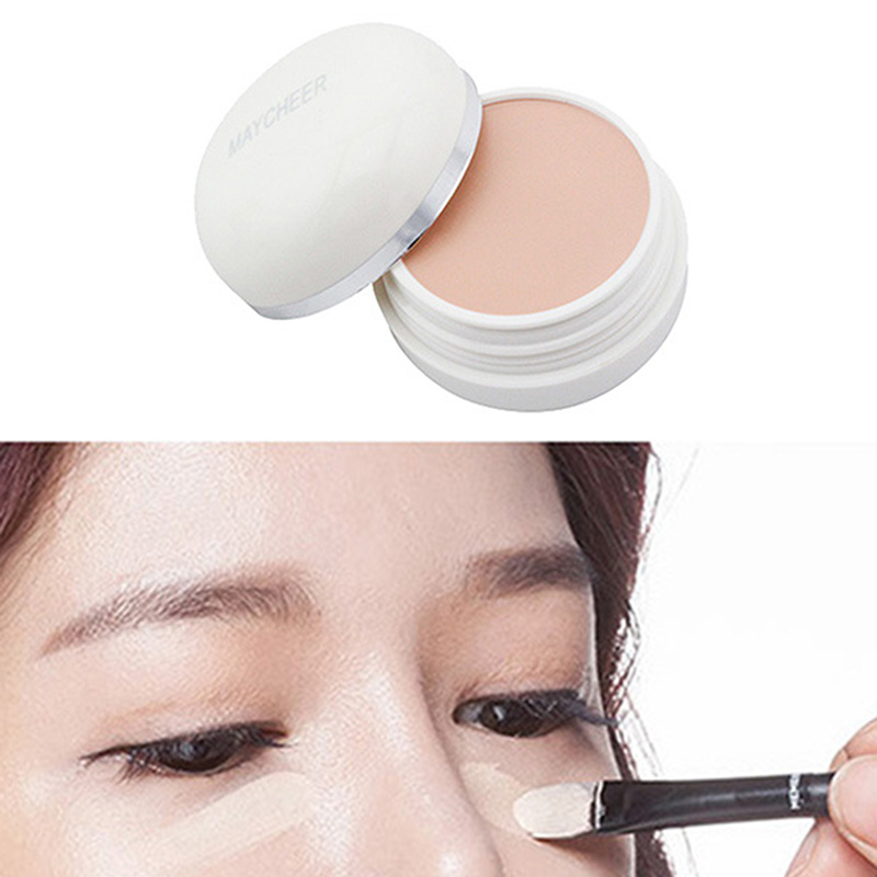 miniatuur 5 - 5X(MAYCHEER Brand Spf 30 Cream Concealer Palette Waterproof Oil-Control Amazin W