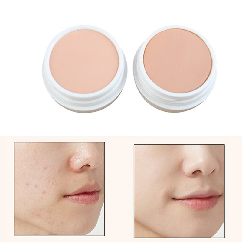 miniatuur 7 - 5X(MAYCHEER Brand Spf 30 Cream Concealer Palette Waterproof Oil-Control Amazin W