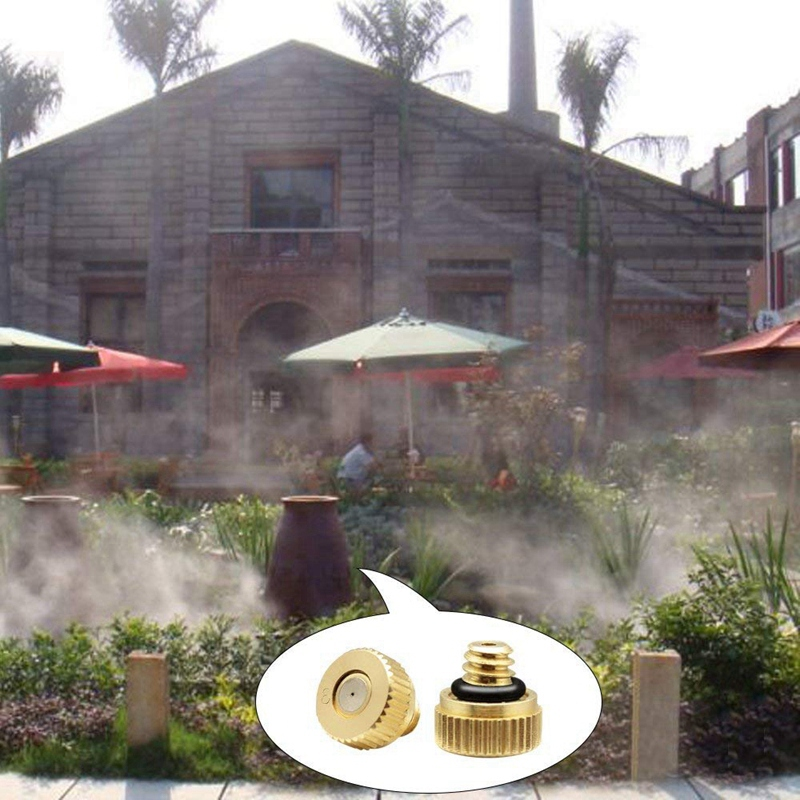 Details about Misting Nozzles Kit Fog Nozzles For Patio Misting System  Outdoor Cooling Sy Q4S4