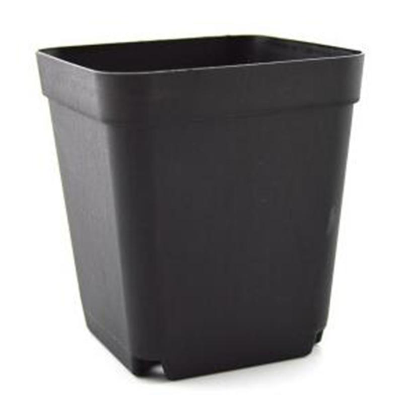 Image is loading 36Pcs-Set-Plastic-Seedling-Tray-Nursery-Pots-Square-  sc 1 th 225 & 36Pcs/Set Plastic Seedling Tray Nursery Pots Square Flower Pots For ...