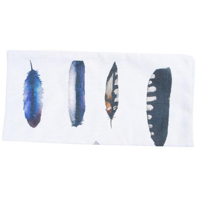 Funda-de-Almohada-de-Lino-de-18-X-18-Pulgadas-DecoracioN-del-Hogar-X6S8 miniatura 2