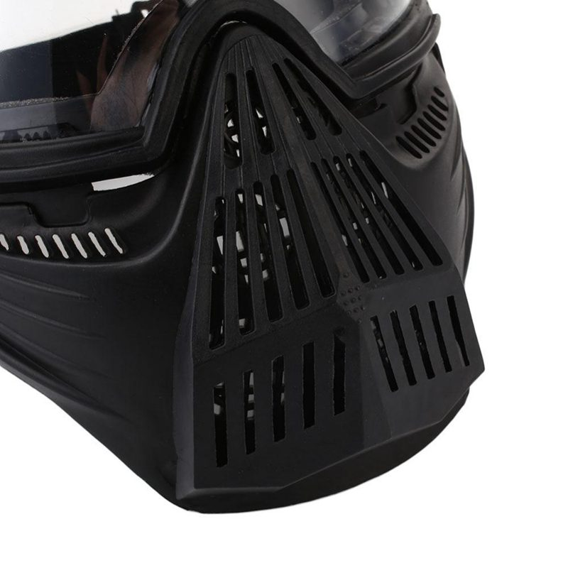 Tactical-Outdoor-Lens-Mask-Full-Face-Breathable-Cs-Hunting-Military-Army-Ai-W6M4 thumbnail 16