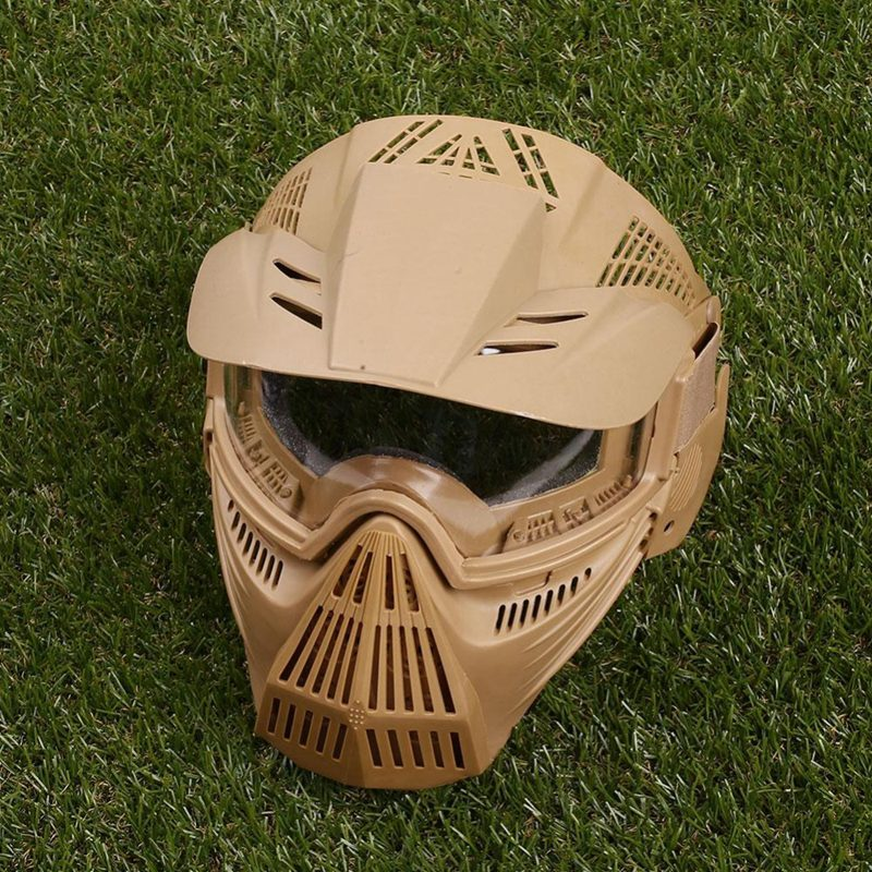 Tactical-Outdoor-Lens-Mask-Full-Face-Breathable-Cs-Hunting-Military-Army-Ai-W6M4 thumbnail 21