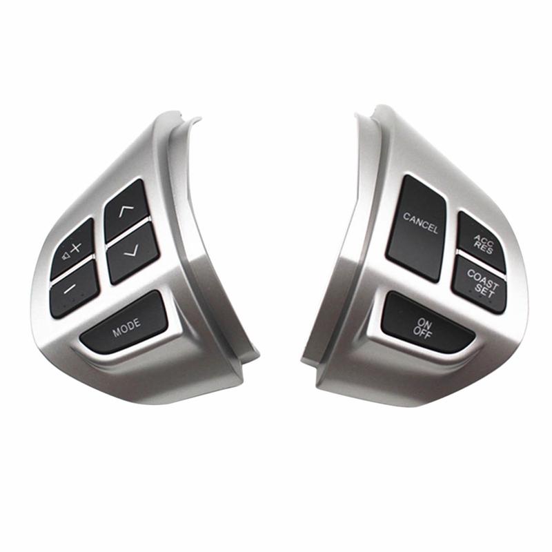 Auto-Styling-Tasten-Fuer-Mitsubishi-Asx-Multifunktions-Auto-Lenk-Rad-Steuer-H3H3 miniatuur 3
