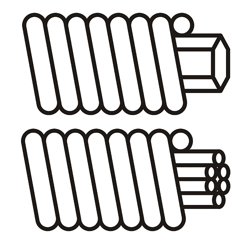 Cordes-pour-guitare-acoustique-Orphee-Sc-Series-Medium-Cordes-extra-legeres-3N6 miniature 9