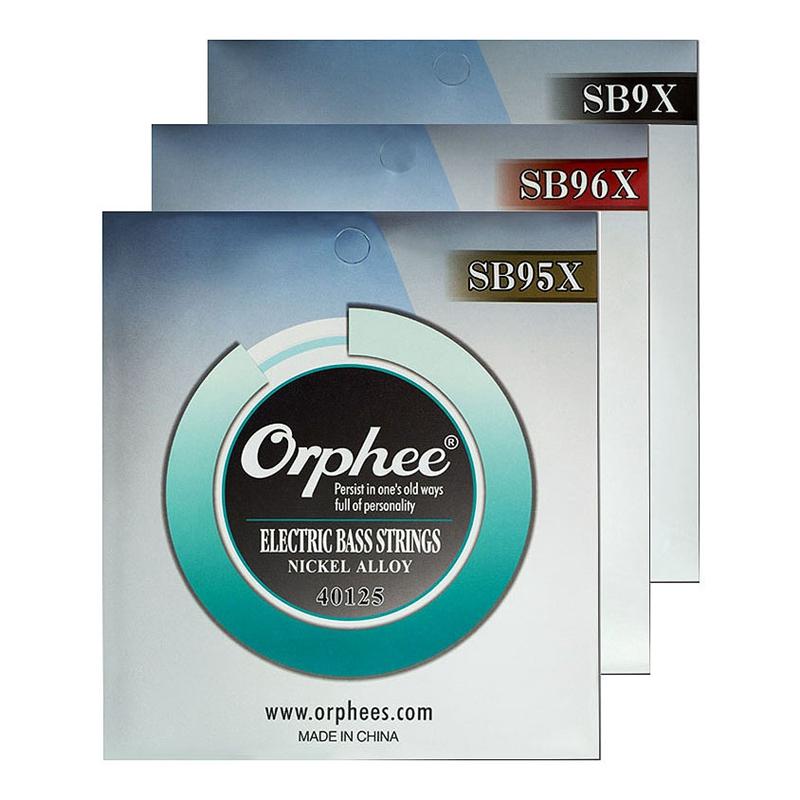 Orphee-Cordes-De-Basses-Electriques-6-Cordes-Serie-Sb-Pieces-De-Basse-Electr-7V3 miniature 8