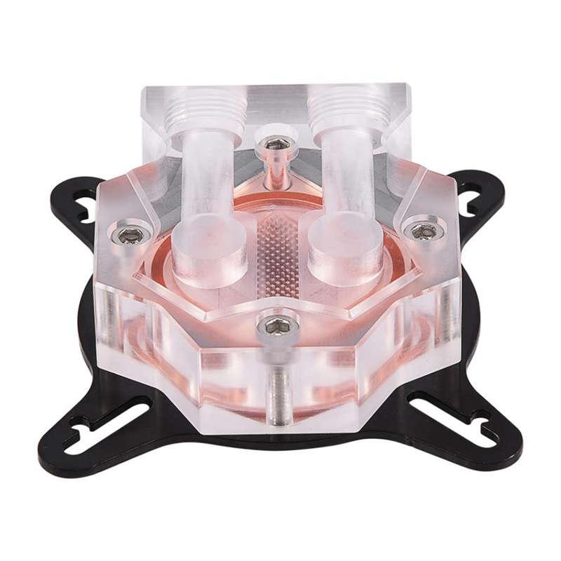 Bloque-Enfriador-De-Agua-Gpu-Sistema-De-Enfriamiento-Universal-Bloque-De-Ag-H3N6 miniatura 3