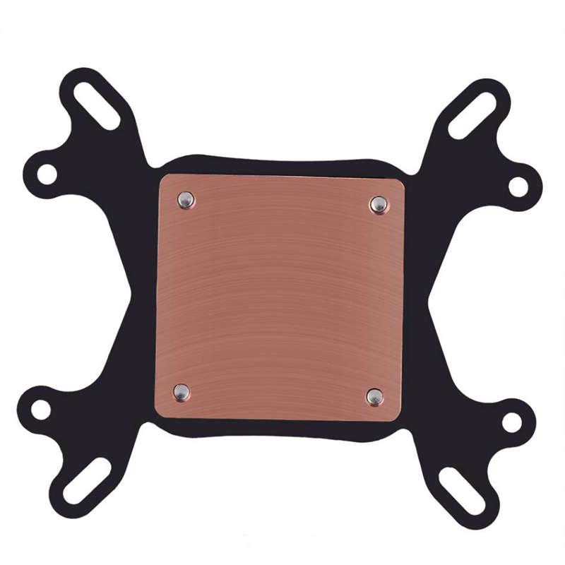 Bloque-De-Enfriamiento-De-Agua-De-CPU-Universal-Sistema-De-Enfriamiento-De-L1U1 miniatura 3
