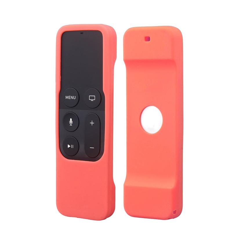 Caja-Apta-de-Silicona-Para-Apple-TV-4-Bolsa-de-Cubierta-Protectora-de-Contr-R8V2 miniatura 6