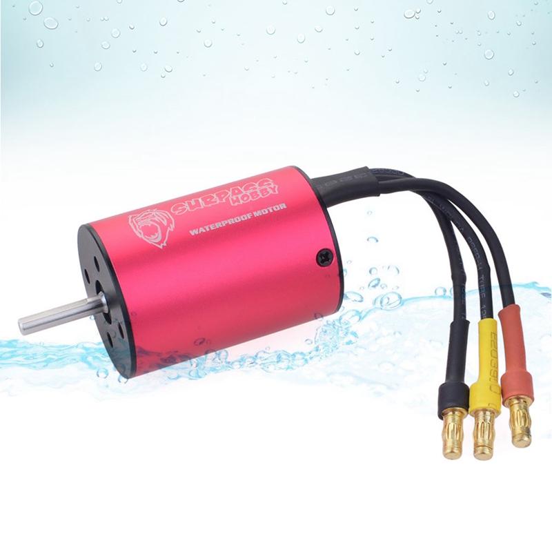 Surpass-Hobby-2838-KK-Series-Brushless-Waterproof-Motor-fuer-1-14-1-16-RC-C-v5y0 Indexbild 3