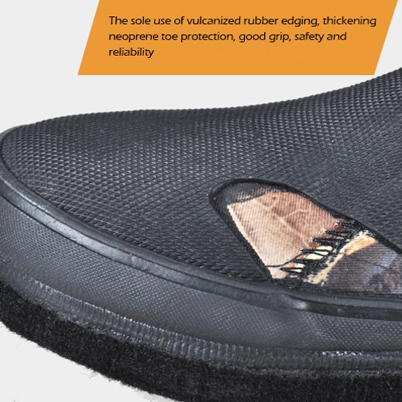 1X-Yon-Sub-Neopren-Tauch-Stiefel-Verschleissfeste-Upstream-Schuhe-Rutschfes-L1T6 Indexbild 11