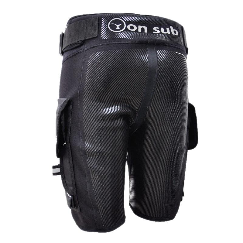 Details zu Yon Sub Tauchen Neopren Anzug Kurze Hose Männer Tauch D Ring Kurze Hosen He O2P8