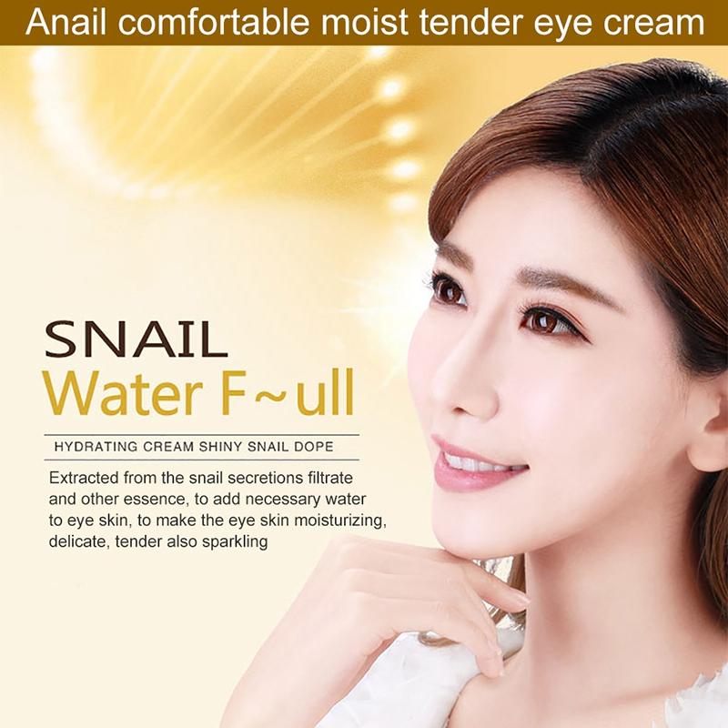 One-Spring-Snail-Essence-Repair-Eye-Serum-Whitening-Moisturizing-Anti-Aging-S3Z8 thumbnail 6
