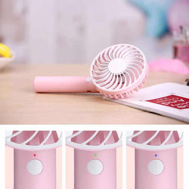 Bunte-Mini-USB-Nacht-Licht-Wiederaufladbare-Luft-Ventilator-Tisch-Ventilato-V1U8 Indexbild 26