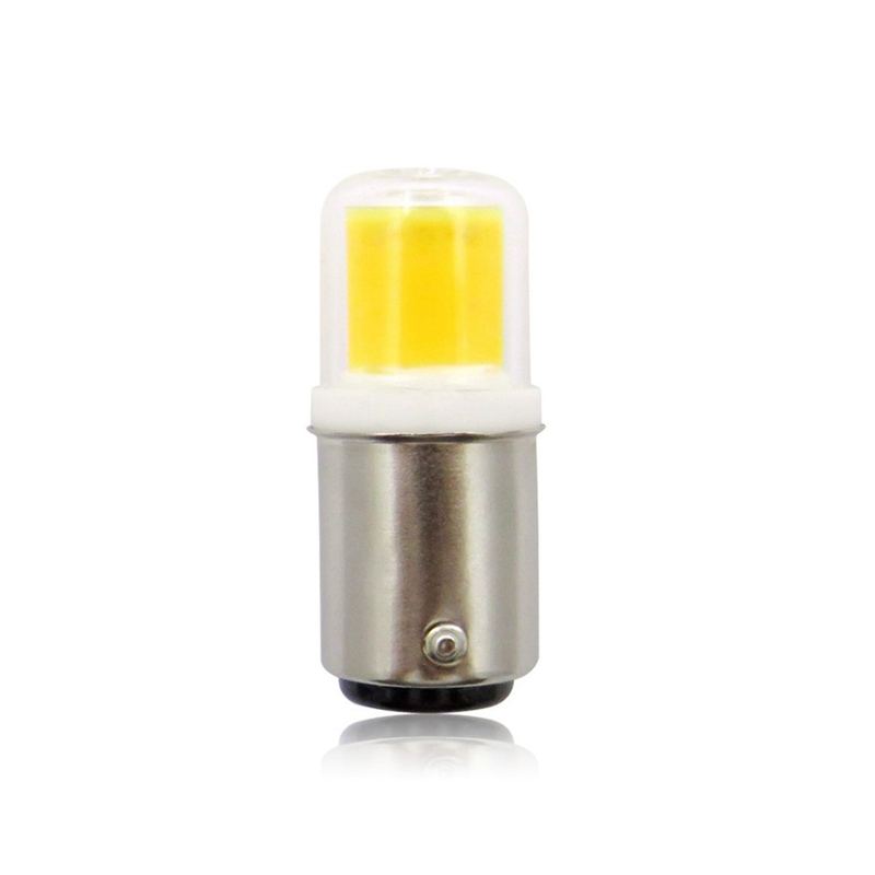 BA15D-Led-Light-Bulb-3W-110V-220V-AC-Non-Dimming-300-Lumens-COB-1511-Led-Lam-6Q8 thumbnail 3