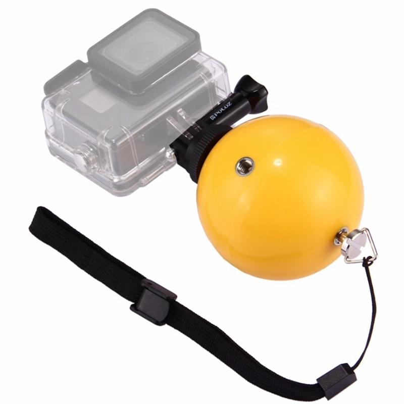 Puluz Unterwasser Kamera Schwimm Ball Auftrieb Ball Multi Funktional Mini F A5O7