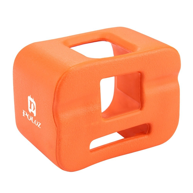 Puluz Weicher Fall Fuer Hero Floaty Fall+Hintertuer Fuer Hero5 Session/4 Se P7D4